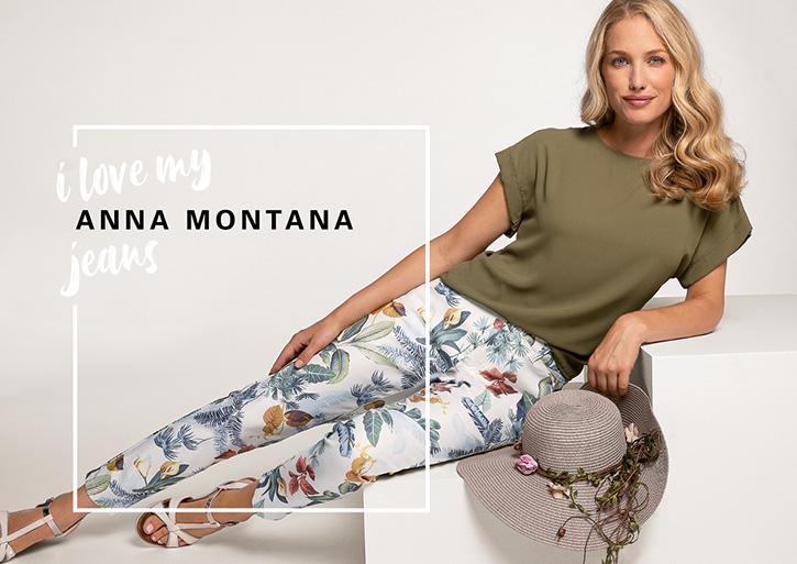 großer Rabattverkauf heißer verkauf rabatt Großbritannien ANNA MONTANA - The specialist of trousers